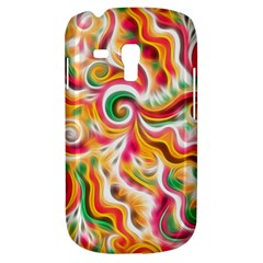 Sunshine Swirls Samsung Galaxy S3 Mini I8190 Hardshell Case
