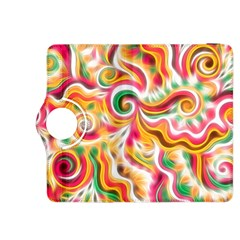 Sunshine Swirls Kindle Fire HDX 8.9  Flip 360 Case