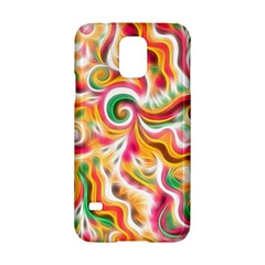 Sunshine Swirls Samsung Galaxy S5 Hardshell Case