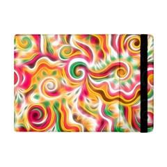 Sunshine Swirls Apple Ipad Mini 2 Flip Case