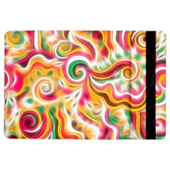 Sunshine Swirls Apple iPad Air 2 Flip Case