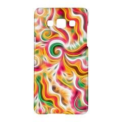 Sunshine Swirls Samsung Galaxy A5 Hardshell Case