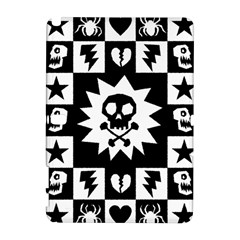 Goth Punk Skull Checkers Samsung Galaxy Note 10 1 (p600) Hardshell Case