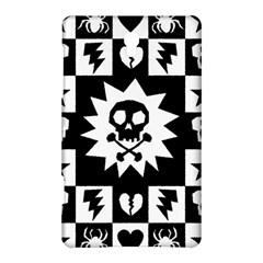 Goth Punk Skull Checkers Samsung Galaxy Tab S (8.4 ) Hardshell Case