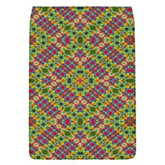 Multicolor Geometric Ethnic Seamless Pattern Removable Flap Cover (s)