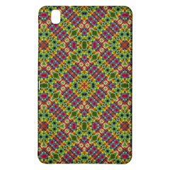 Multicolor Geometric Ethnic Seamless Pattern Samsung Galaxy Tab Pro 8.4 Hardshell Case