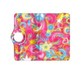 Hippy Peace Swirls Kindle Fire HDX 8.9  Flip 360 Case