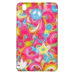 Hippy Peace Swirls Samsung Galaxy Tab Pro 8.4 Hardshell Case