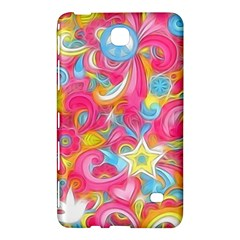 Hippy Peace Swirls Samsung Galaxy Tab 4 (8 ) Hardshell Case