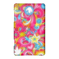 Hippy Peace Swirls Samsung Galaxy Tab S (8 4 ) Hardshell Case