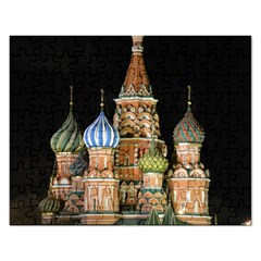 Saint Basil s Cathedral  Jigsaw Puzzle (rectangle)