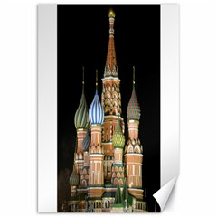Saint Basil s Cathedral  Canvas 20  X 30  (unframed)