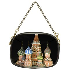 Saint Basil s Cathedral  Chain Purse (one Side)