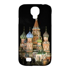 Saint Basil s Cathedral  Samsung Galaxy S4 Classic Hardshell Case (pc+silicone)