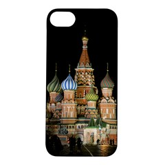 Saint Basil s Cathedral  Apple Iphone 5s Hardshell Case
