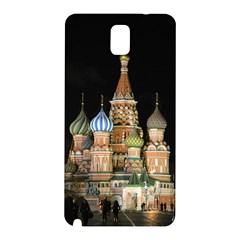 Saint Basil s Cathedral  Samsung Galaxy Note 3 N9005 Hardshell Back Case