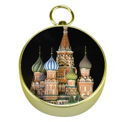 Saint Basil s Cathedral  Gold Compass