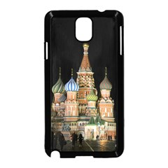 Saint Basil s Cathedral  Samsung Galaxy Note 3 Neo Hardshell Case (Black)