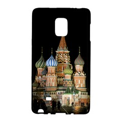 Saint Basil s Cathedral  Samsung Galaxy Note Edge Hardshell Case
