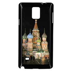 Saint Basil s Cathedral  Samsung Galaxy Note 4 Case (Black)