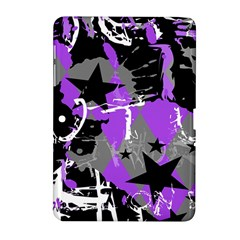 Purple Scene Kid Samsung Galaxy Tab 2 (10.1 ) P5100 Hardshell Case