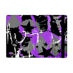 Purple Scene Kid Apple iPad Mini 2 Flip Case