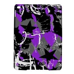 Purple Scene Kid Apple iPad Air 2 Hardshell Case