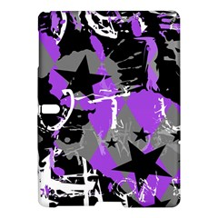 Purple Scene Kid Samsung Galaxy Tab S (10.5 ) Hardshell Case