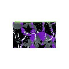 Purple Scene Kid Cosmetic Bag (xs)