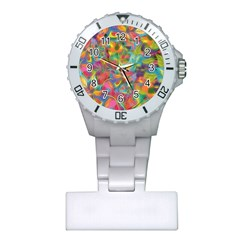 Colorful Autumn Nurses Watch
