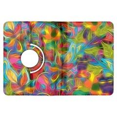 Colorful Autumn Kindle Fire Hdx Flip 360 Case