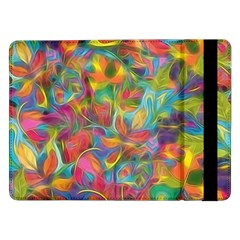 Colorful Autumn Samsung Galaxy Tab Pro 12.2  Flip Case