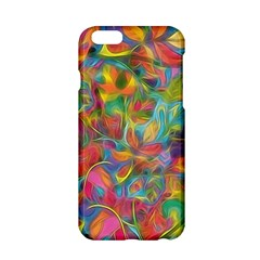 Colorful Autumn Apple iPhone 6 Hardshell Case