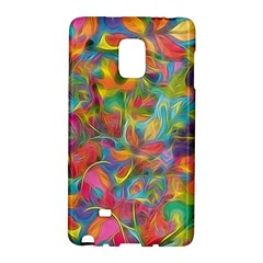 Colorful Autumn Samsung Galaxy Note Edge Hardshell Case