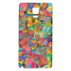 Colorful Autumn Samsung Note 4 Hardshell Back Case