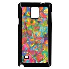 Colorful Autumn Samsung Galaxy Note 4 Case (black)