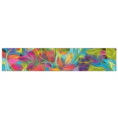 Colorful Autumn Flano Scarf (small)