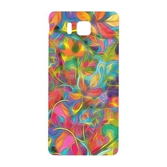 Colorful Autumn Samsung Galaxy Alpha Hardshell Back Case