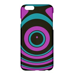 Distorted concentric circles	Apple iPhone 6 Plus Hardshell Case