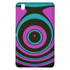 Distorted concentric circles	Samsung Galaxy Tab Pro 8.4 Hardshell Case