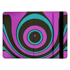 Distorted concentric circles	Samsung Galaxy Tab Pro 12.2  Flip Case
