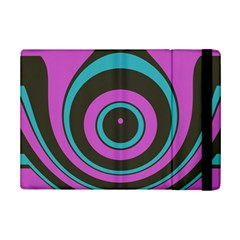 Distorted concentric circles	Apple iPad Mini 2 Flip Case