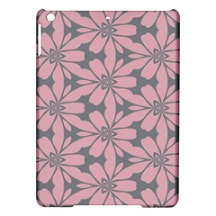 Pink Flowers Pattern Apple Ipad Air Hardshell Case
