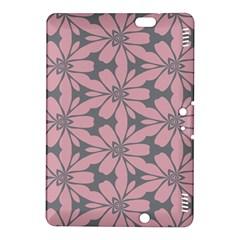 Pink Flowers Patternkindle Fire Hdx 8 9  Hardshell Case