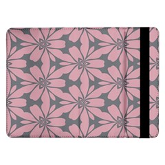 Pink flowers patternSamsung Galaxy Tab Pro 12.2  Flip Case