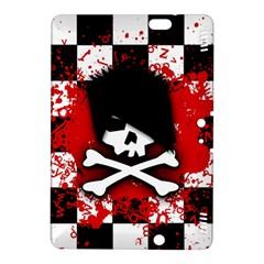 Emo Skull Kindle Fire Hdx 8 9  Hardshell Case