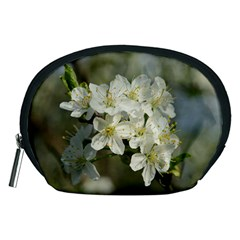 Spring Flowers Accessory Pouch (Medium)