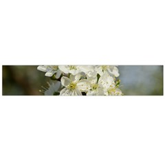 Spring Flowers Flano Scarf (large)