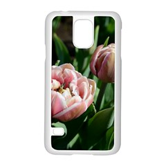 Tulips Samsung Galaxy S5 Case (White)
