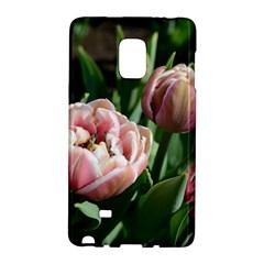 Tulips Samsung Galaxy Note Edge Hardshell Case